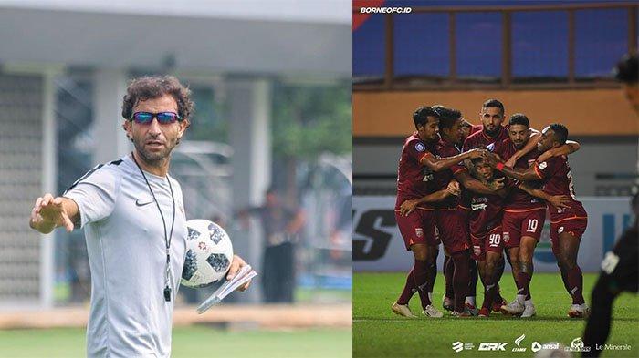 3 Faktor Penguat Eks Pelatih Timnas Indonesia Luis Milla Bisa Merapat ke Borneo FC di Liga 1 2021