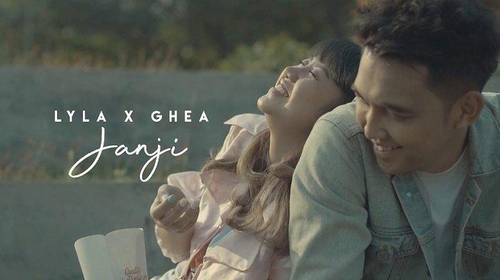 Kunci (Chord) Gitar dan Lirik Lagu Janji - Lyla feat Ghea Indrawari, Sayang Aku Telah Berjanji