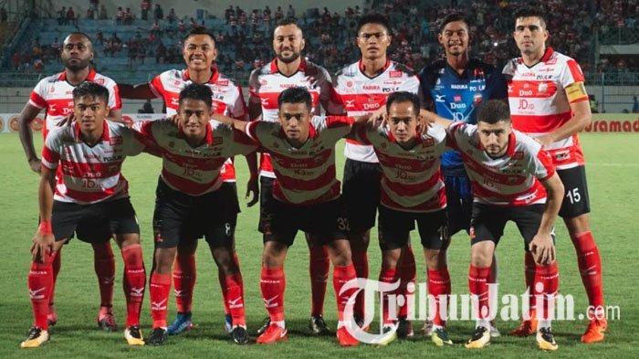 Madura United Datangkan Sederet Bintang, Ini Prakiraan Formasi yang Dipasang Musim Depan