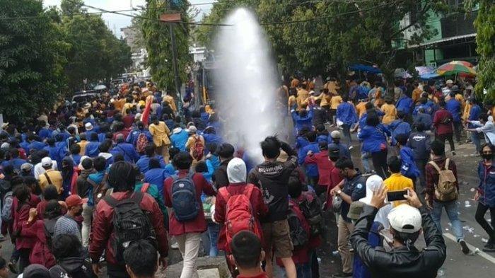 BEM-SI Gelar Demo Tolak UU Cipta Kerja Hari Ini di Istana Negara, Diperkirakan Massa Lebih Banyak