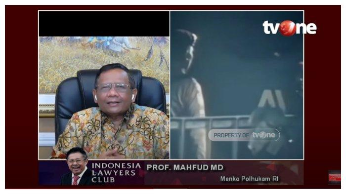 Mahfud MD Jawab Tudingan Pemerintah Larang Pemutaran Film G30S: Itu Urusan Televisi