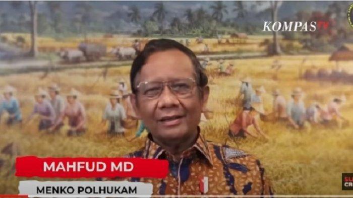 Nilai Banyak Koruptor yang Dendam, Mahfud MD Sebut Upaya Jokowi Lawan Pelemahan KPK