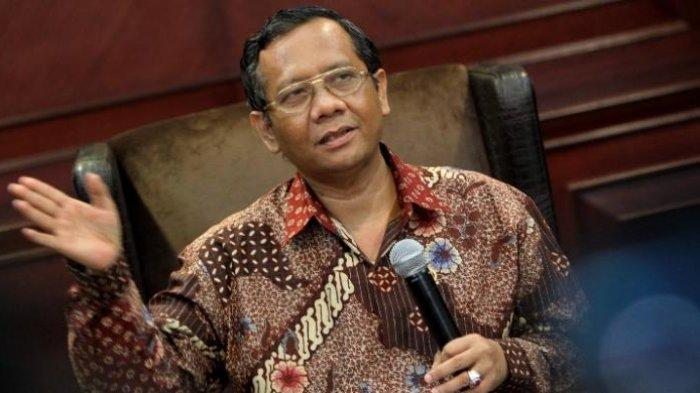 Kebiasaan Mahfud MD yang 'Ahlul' Mudik ke Jawa Timur