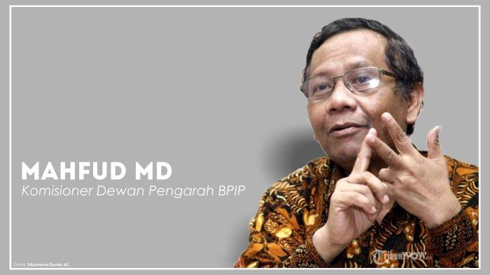 Mahfud MD: Keputusan Jokowi adalah Realitas Politik, Saya Maklumi, Tak Perlu Merasa Bersalah