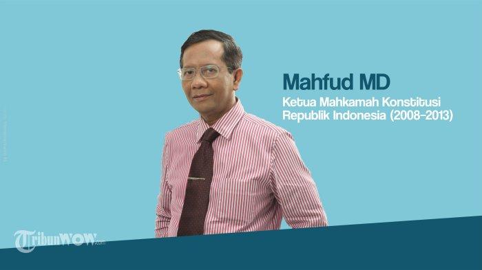 Mahfud MD Komentari soal Golongan Mahfud dalam Gunakan Hak Pilih Jelang Pilpres 2019