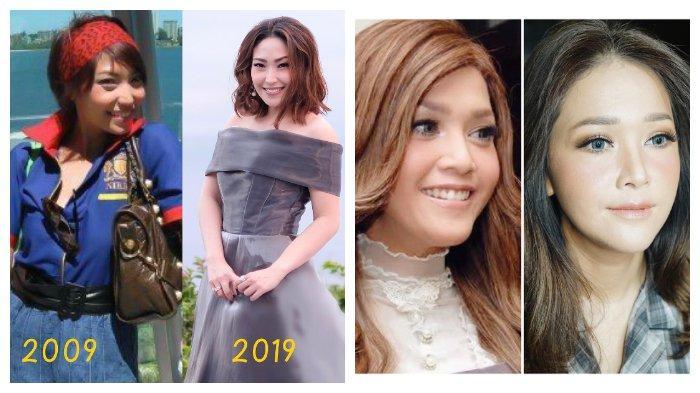 10 Seleb Indonesia Ikuti #10YearChallenge, Maia Estianty hingga Najwa Shihab, Lihat Transformasinya
