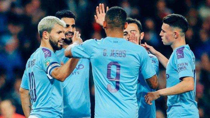 Jadwal Liga Inggris Malam Ini: Ada Duel Manchester City Vs West Ham, Live Mola TV