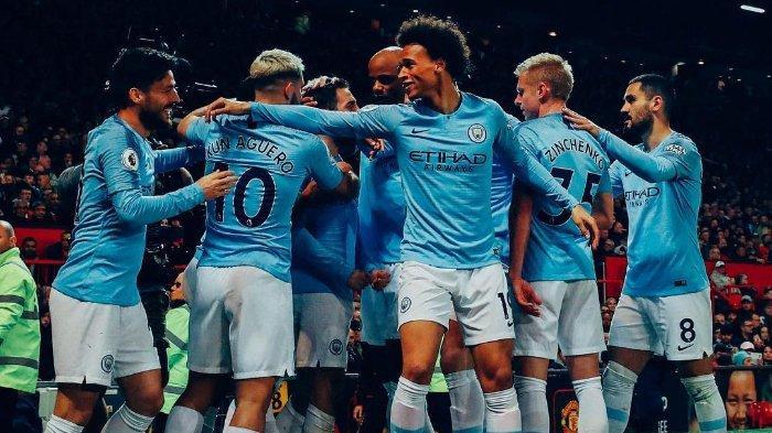 Hasil Piala FA - Manchester City Menang 6-0 atas Watford, Juara dan Raih Treble Winner