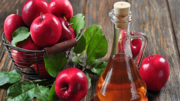 7 Manfaat Kesehatan Cuka Sari Apel, Bantu Menurunkan Berat Badan hingga Mengurangi Kolesterol
