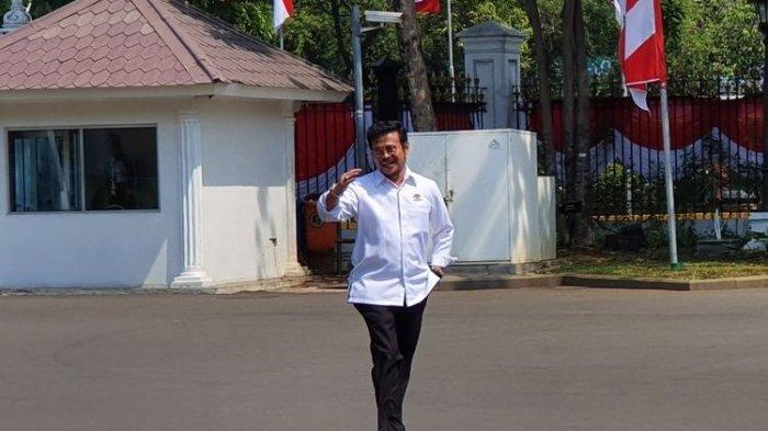 Daftar Tokoh Dipanggil Jokowi dan Disebut akan Jadi Menteri, Fachrul Razi hingga Johnny G. Plate