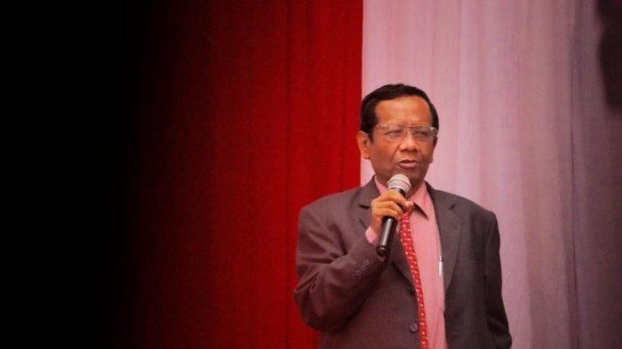 Kisruh karena KPU Dinilai Kurang Profesional, Mahfud MD: Masak Salah Input Sampai 9 Daerah?