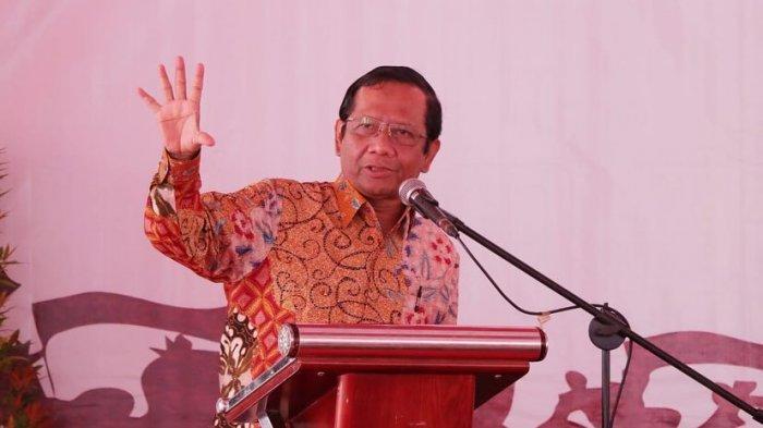 Apresiasi BPN Ajukan Gugatan ke MK, Mahfud MD Tegaskan Aparat Tak Perlu Segan Tindak Perusuh 22 Mei