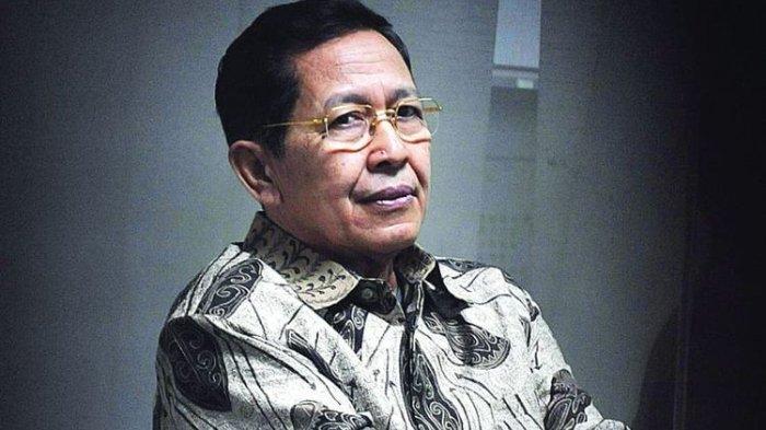 Mantan Menteri Dalam Negeri Era Megawati, Hari Sabarno Meninggal, Prosesi Pemakaman Militer