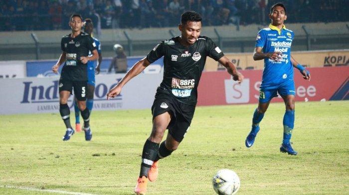 Gantikan Diego Michiels, Borneo FC Resmi Datangkan Bek Sayap Persikabo sekaligus Timnas Indonesia