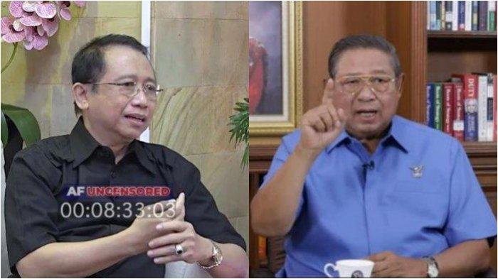 Marzuki Alie Benarkan Dirinya Pernah Diminta Tak Maju Ketua Umum Demokrat: Pak SBY Mau Jadi Ketum