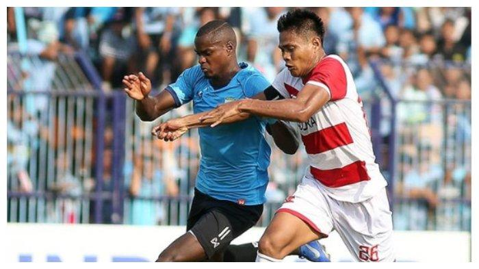 Mantan striker asing Persela Lamongan, Washington Brandao