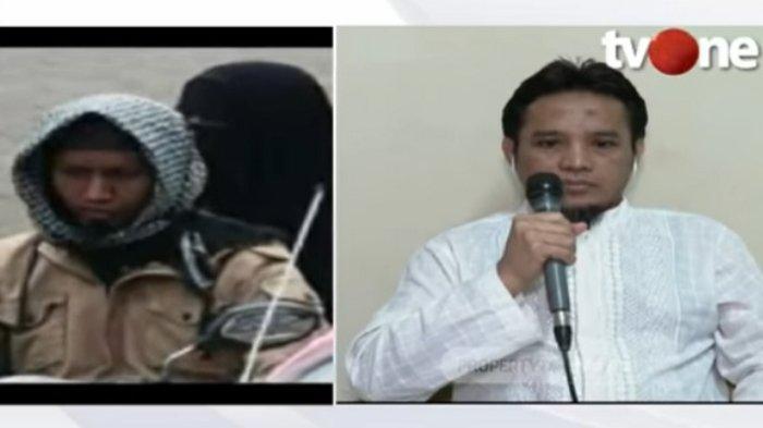 Mantan terpidana teroris Ali Imron mengungkapkan fakta terkait motif pelaku bom bunuh diri di Gereja Katedral Makassar, Senin (29/3/2021).