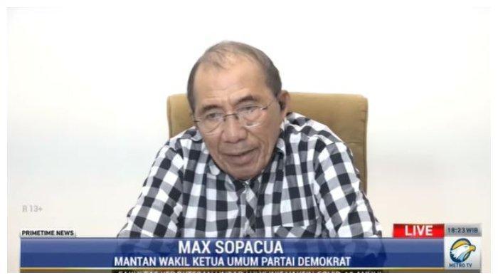 Mantan Wakil Ketua Umum Partai Demokrat, Max Sopacua memastikan kongres luar biasa (KLB) akan tetap digelar.