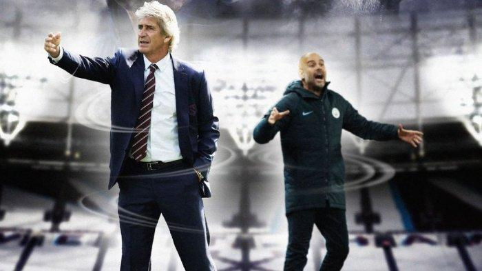 Live Streaming Liga Inggris Laga Manchester City Vs West Ham United via MAXstream, Pukul 22.00 WIB