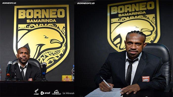 Dikabarkan ke Persib Bandung, Persija, PSM Makassar dan Arema FC, Boaz Solossa Pilih Borneo FC