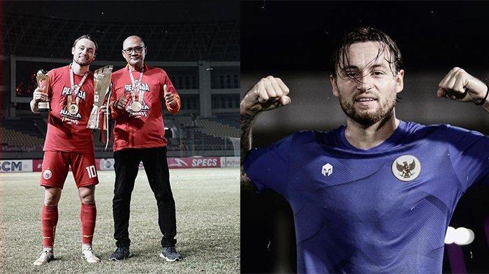 300 Passing Bukti Marc Klok Berjodoh dengan Persija Jakarta, Semusim Dapat Satu Gelar Pemain Terbaik