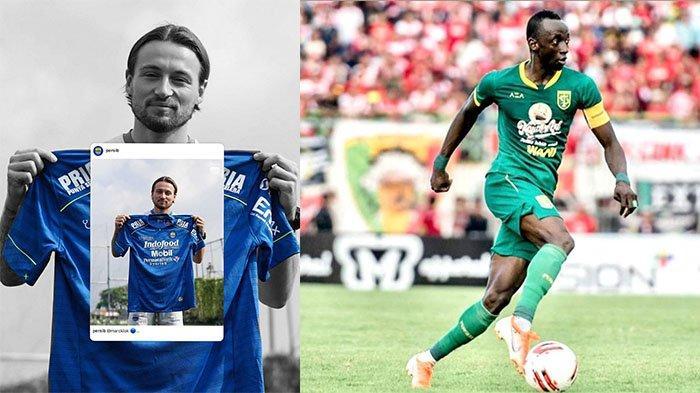 Kisah Pindahnya 2 Pemain ke Klub Rival: Klok dari Persija ke Persib, Konate dari Arema ke Persebaya