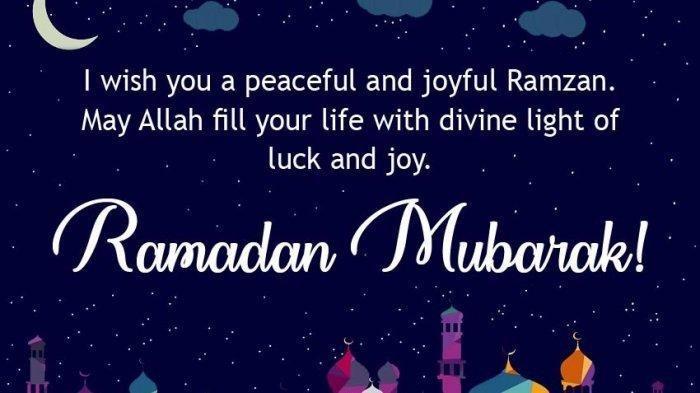 Ramadhan Sebentar Lagi, Simak Kumpulan Pantun Selamat Menunaikan Ibadah Puasa 2021/1442 Hijriyah
