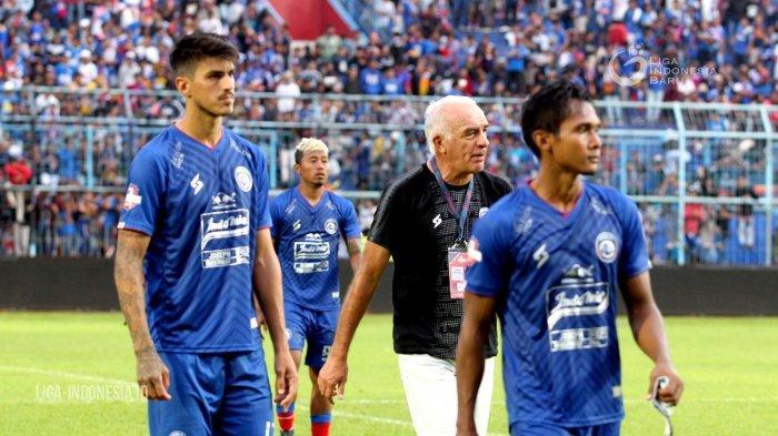 Akibat Wabah Virus Corona, Arema FC Liburkan Pemainnya hingga 19 Maret 2020