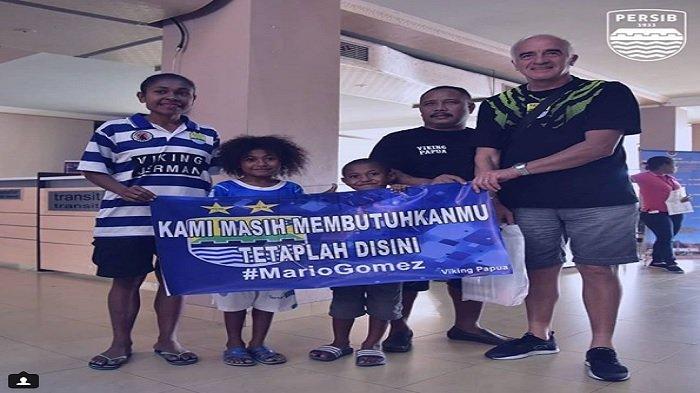Tiba di Jayapura Persib Bandung Tak Libur, Langsung Latihan