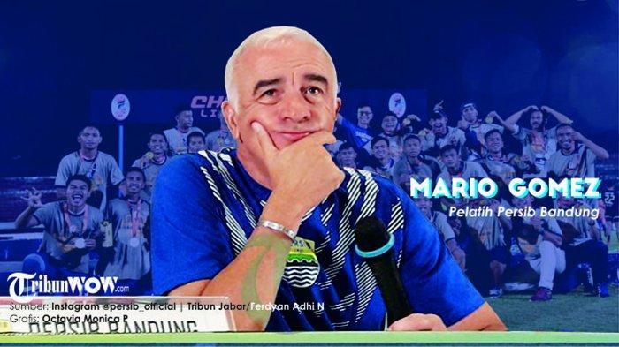 Rumor Kandidat Pelatih Baru Persib Bandung Pengganti Mario Gomez, Satu Nama dari Thailand