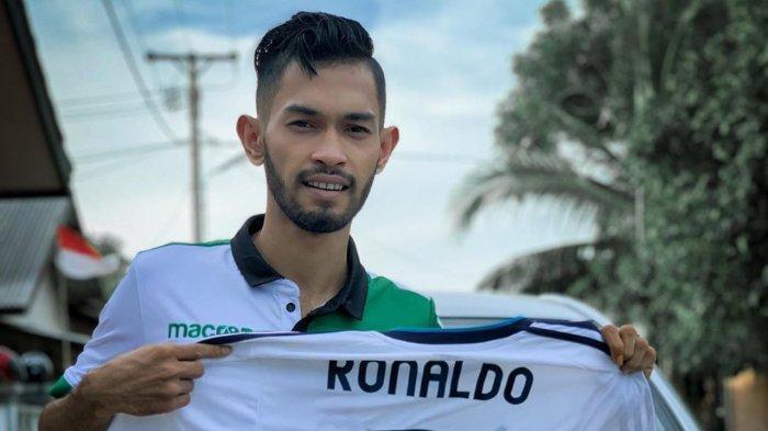 Sempat Dikira Jadi Pemenang Lelang Jersey Cristiano Ronaldo, Motivator Bong Chandra Buka Suara