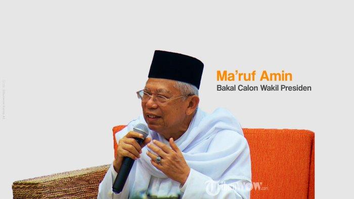 Pesan Ma'ruf Amin untuk Generasi Milenial Indonesia