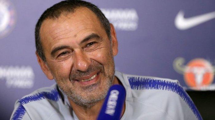 Jadwal Chelsea Padat, Maurizio Sarri Akui Pemainnya Mulai Kelelahan