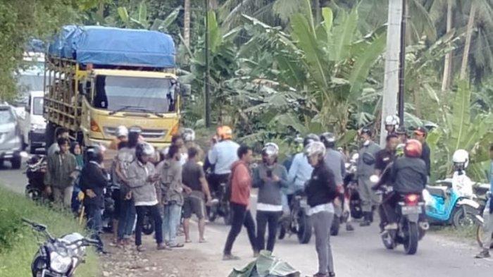 Mayat di Jalan Trans Sulawesi Diduga Korban Tabrak Lari, Awalnya Jatuh Sendiri Diduga Hindari Batu