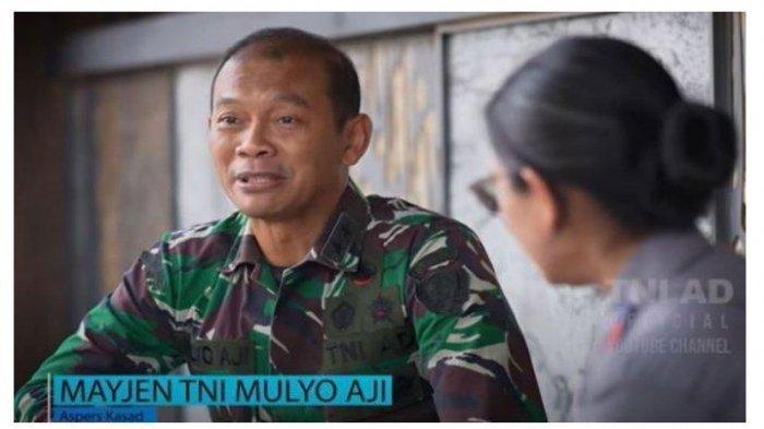 Sosok Mayjen TNI Mulyo Aji, Panglima Komando Daerah Militer Jayakarta, Total Kekayaan Rp 6,1 Miliar