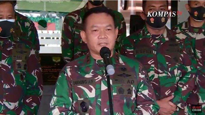 Sosok Pangkostrad Mayjen TNI Dudung Abdurachman, Pernah Jadi Loper Koran hingga Jualan Kue
