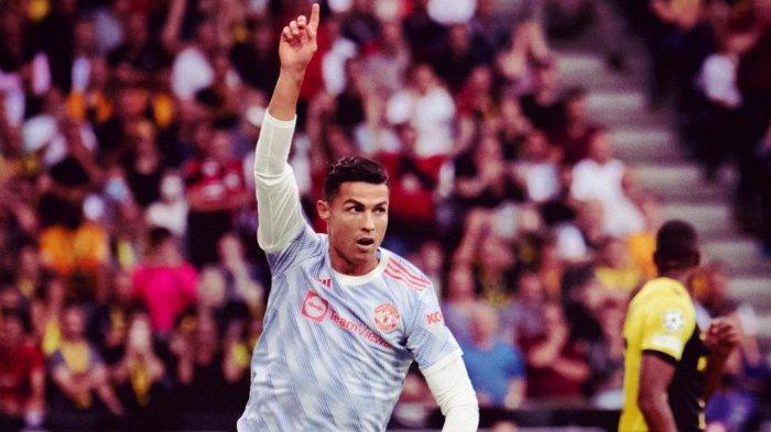Fakta Liga Champions: Respek, Cristiano Ronaldo Datangi Staf Wanita yang Terkapar karena Kena Bola
