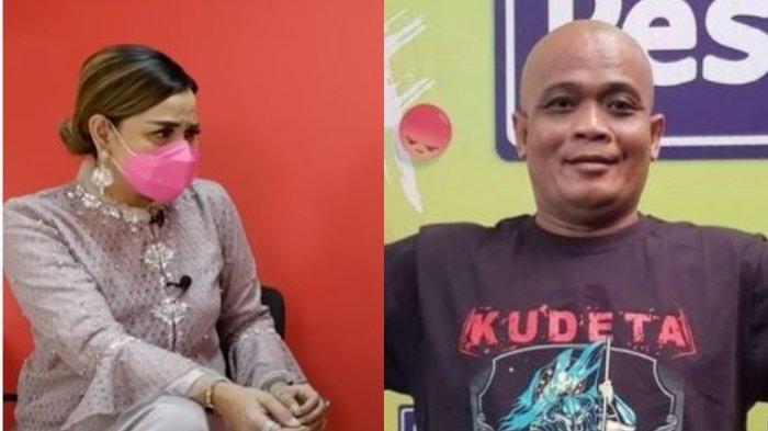 Sering Nge-Job Bareng di Pesbukers, Melaney Kasih Pantun Terakhir untuk Sapri Pantun