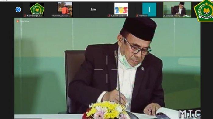 Diprotes Ketua Komisi VIII DPR RI terkait Pembatalan Haji, Fachrul Razi Sebut Ada Arahan dari Jokowi