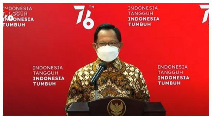 Mendagri Tito Karnavian Tegur Gubernur Papua untuk Tak Gunakan Istilah Lockdown: Pakai PPKM Level 4