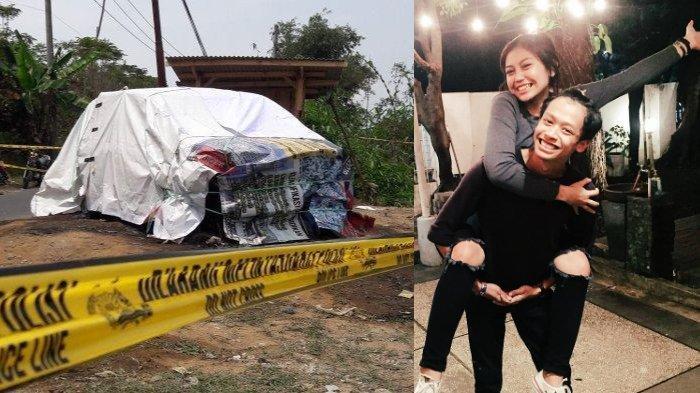Dana dan Ayah Jadi Korban Mayat Terbakar dalam Mobil di Sukabumi, Dana Sempat Takut Dibenci Pacarnya