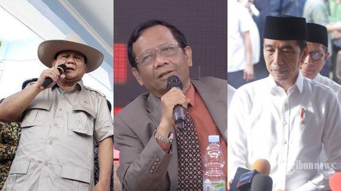 Karni Ilyas Tanya soal Jokowi dan Prabowo yang Sempat Bersaing, Mahfud MD Ungkap Beda Keduanya