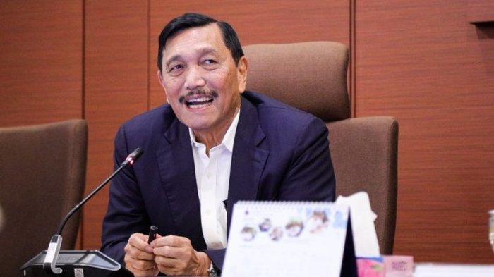 Menko Maritim dan Investasi, Luhut B Pandjaitan mengadakan Coffee Morning bersama sejumlah awak media nasional dan luar negeri, di Kantor Kemenko Maritim dan Investasi, Jakarta, Jumat (17/1/2020).