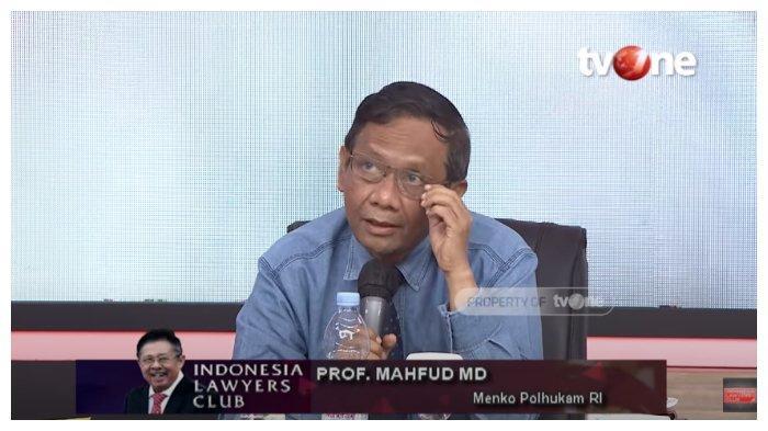 Mahfud MD Tanggapi Santai soal Rendahnya Tingkat Kepuasan pada Jokowi: Itu Beda dengan kepercayaan