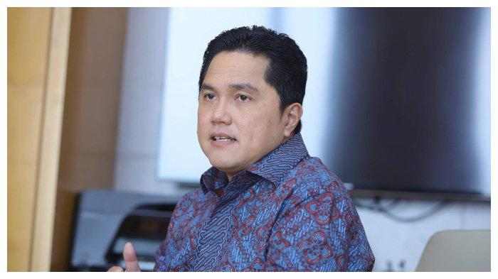 Erick Thohir Akhirnya Ungkap Alasan Pemerintah Utamakan Vaksin Covid-19 dari China