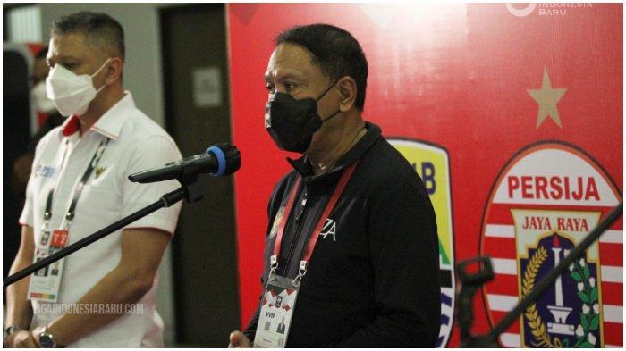 Menpora Zainudin Amali Tantang Persib Bandung dan Persija Jakarta Suguhkan Permainan Terbaik