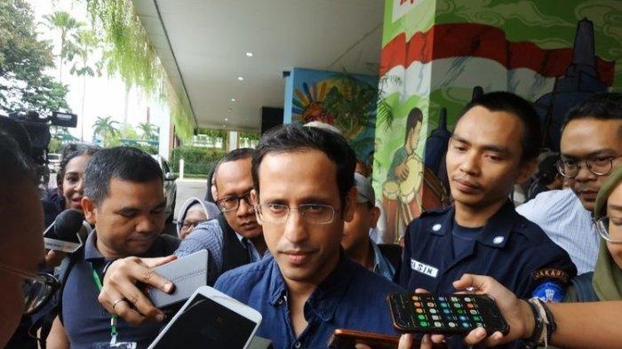 Indonesia Krisis Literasi, Ini Kata Mendikbud Nadiem Makarim