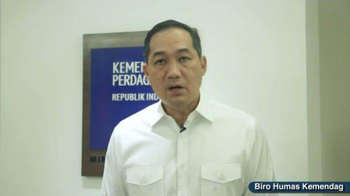 Menteri Perdagangan Muhammad Lutfi mengklarifikasi pernyataan Presiden Joko Widodo (Jokowi) yang mempromosikan bipang (babi panggang) Ambawang, Sabtu (8/5/2021).