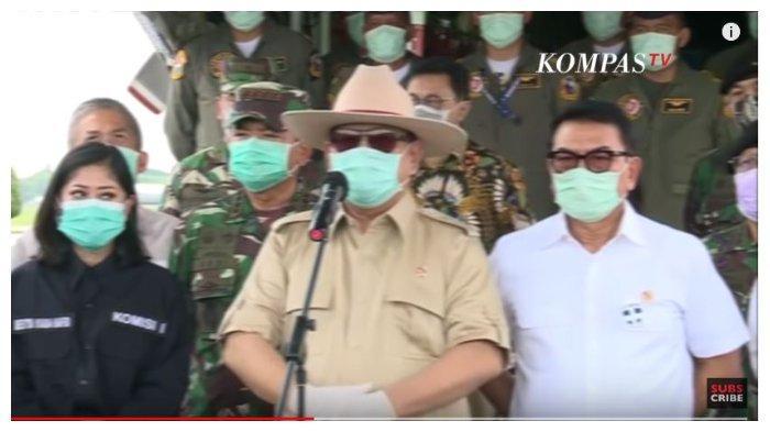 Lakukan Komunikasi dengan Menhan China, Prabowo Subianto Sebut Mereka Siap Bantu Tangani Covid-19