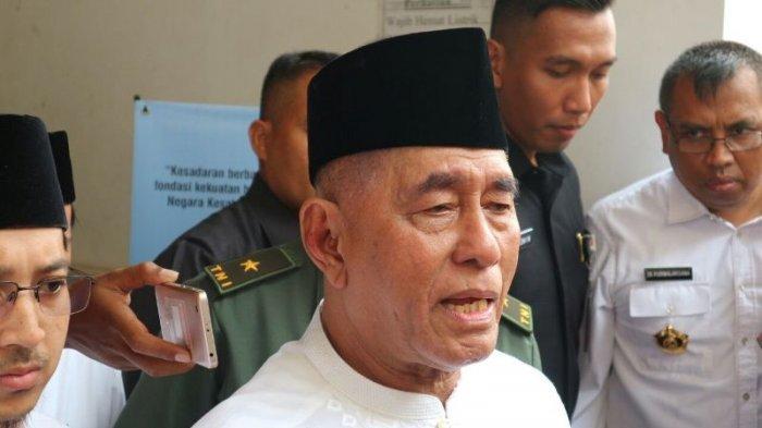 Tanggapi Pernyataan Gatot Nurmantyo soal Anggaran TNI, Menhan: Rakyat Dulu yang Diutamakan